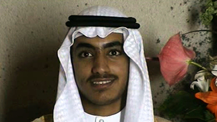 Son of Osama bin Laden killed, White House says