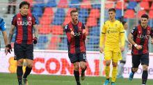 Il Bologna perde Bani: lesione al gemello, stagione finita