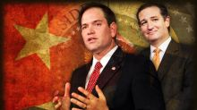Cruz and Rubio, two sons of Cuban parents, are vying to lead the anti-immigrant party