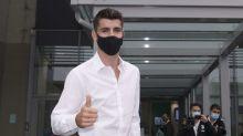 """Morata: """"Juventus come una famiglia. Con Pirlo giocheremo bene"""""""