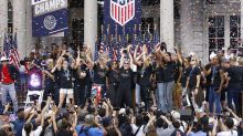 Secret Deodorant makes adonation to The US Women's National team