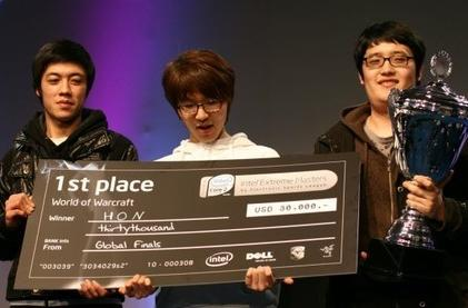 Korean team H O N takes the trophy at ESL's Global Arena Tournament