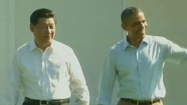 President Obama's Meets With China's New Leadership