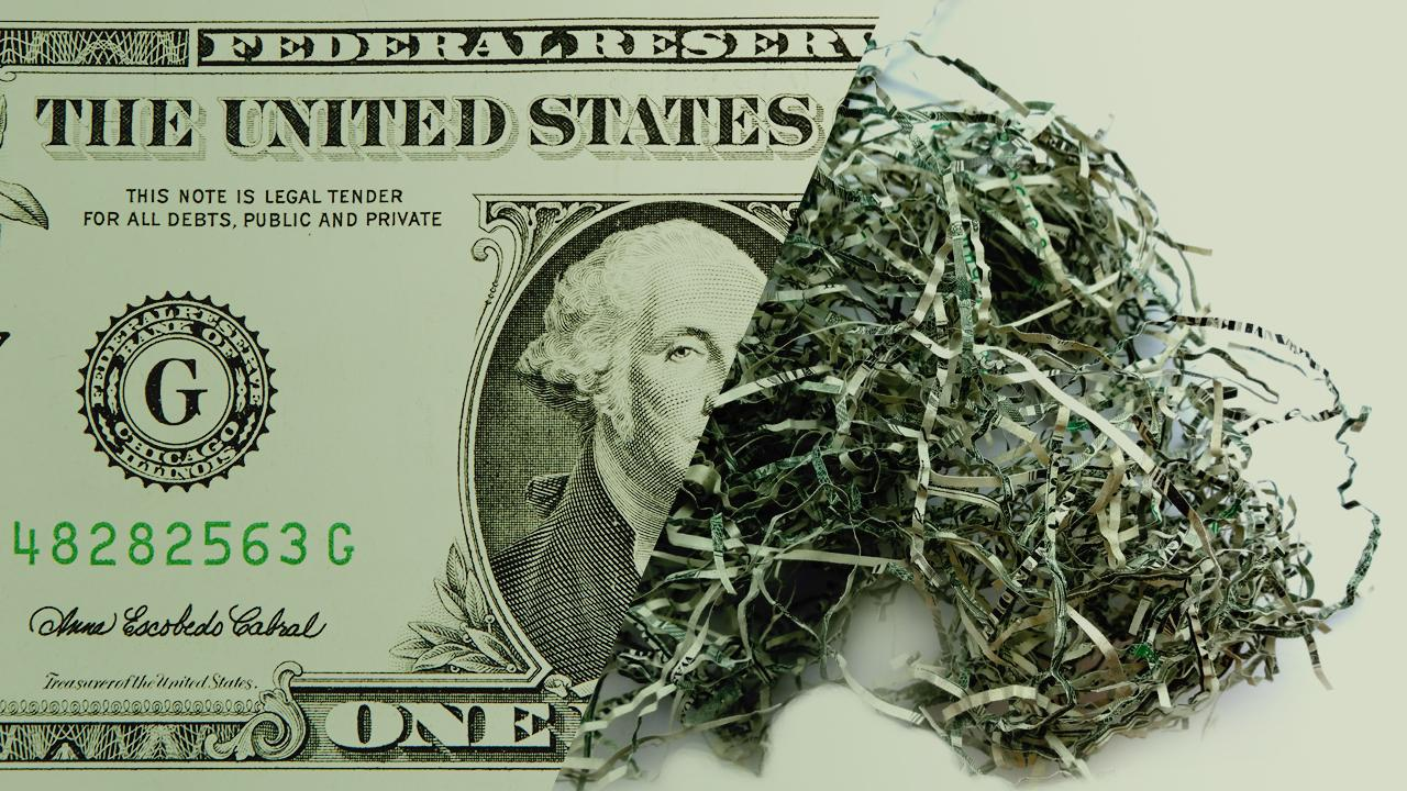 What happens to old money?