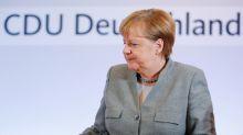 Merkel pledges bigger European share of German 5G network: CDU sources
