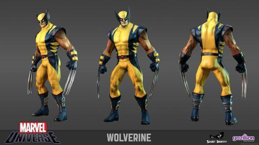 Snikt! Wolverine enters the fray of Marvel Universe Online