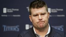 Titans GM Jon Robinson admits that not everyone on team is wearing a mask