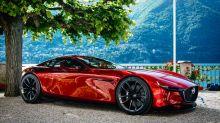 Mazda RX-Vision concept, l'ultima con il motore rotativo