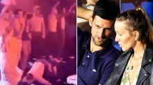 Novak Djokovic's shock admission in tennis virus 'disgrace'