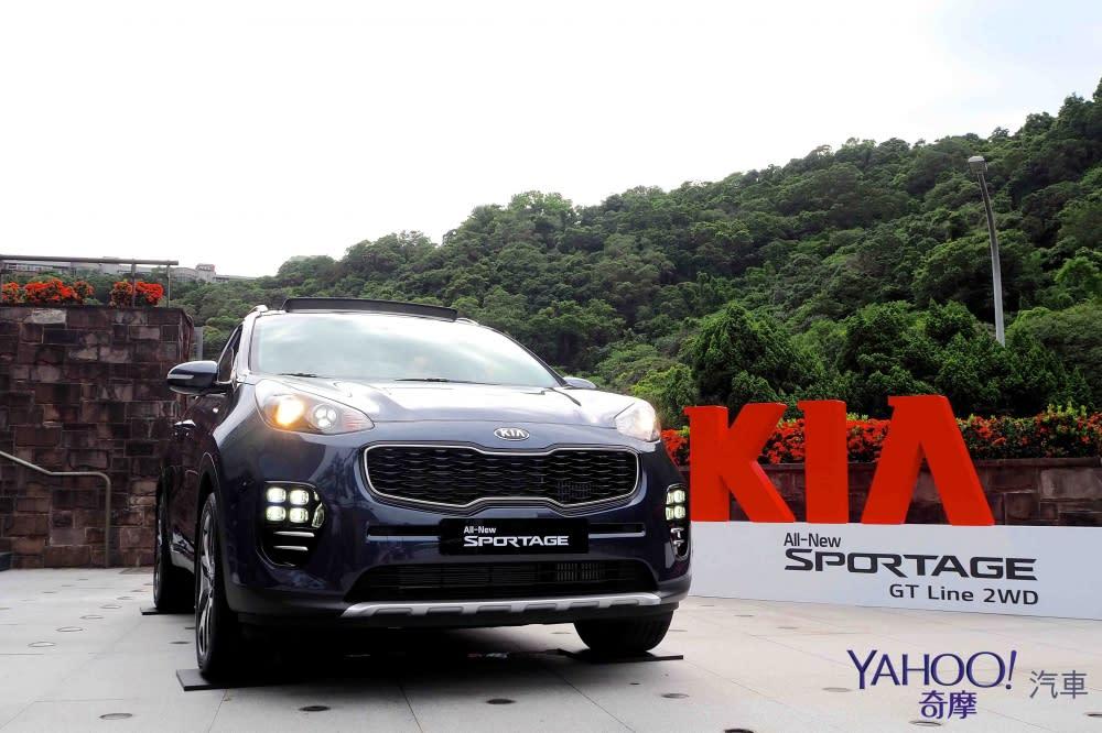 陣容到位戰群雄,Kia正7人座休旅Sorento & 跑旅Sportage GT Line 2WD