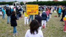 München untersagt Corona-Demo mit 5.000 Teilnehmern