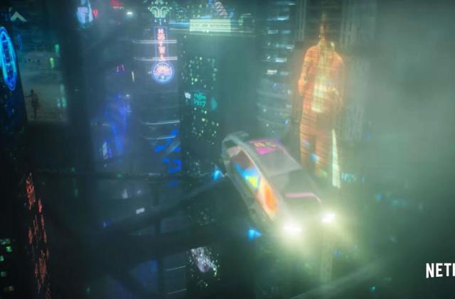 Netflix's 'Altered Carbon' trailer shows a vast cyberpunk world