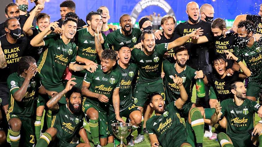 Timbers top Orlando City for MLS is Back trophy