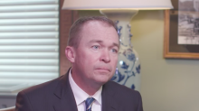Mick Mulvaney: 'The size of the debt concerns me'