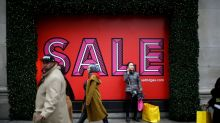 UK shopping trips plummet and housing market freezes after lockdown