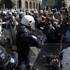 Violent Yellow Vest-Style Rallies Stared Down by Serb Leader