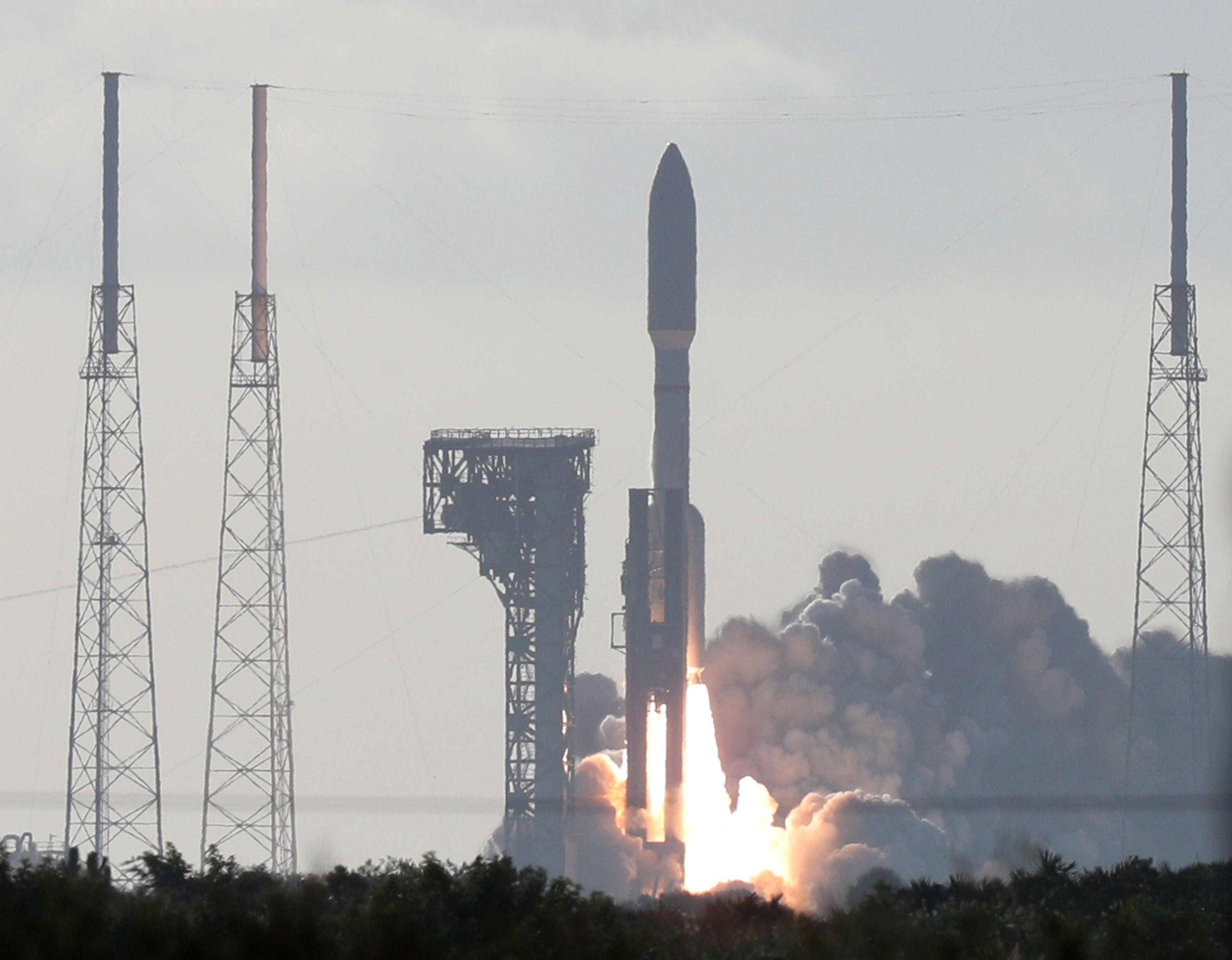 <p>The long-awaited Mars 2020 mission launched this morning from Cape Canaveral Air Force Station in Florida. It marks the beginning of a more than ten-year mission to bring back samples of Mars rock to Earth. Both NASA and the European Space Agency are working diligently to orchestrate the daring and complex mission. </p><p>Here's how the mission will (hopefully) unfold. </p>