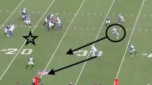 Film Study: How Jarrad Davis is finding success in his new role