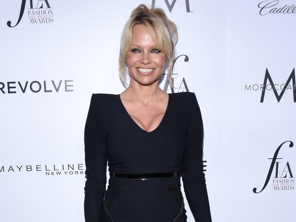 Pamela Anderson hat ihren Bodyguard Dan Hayhurst geheiratet