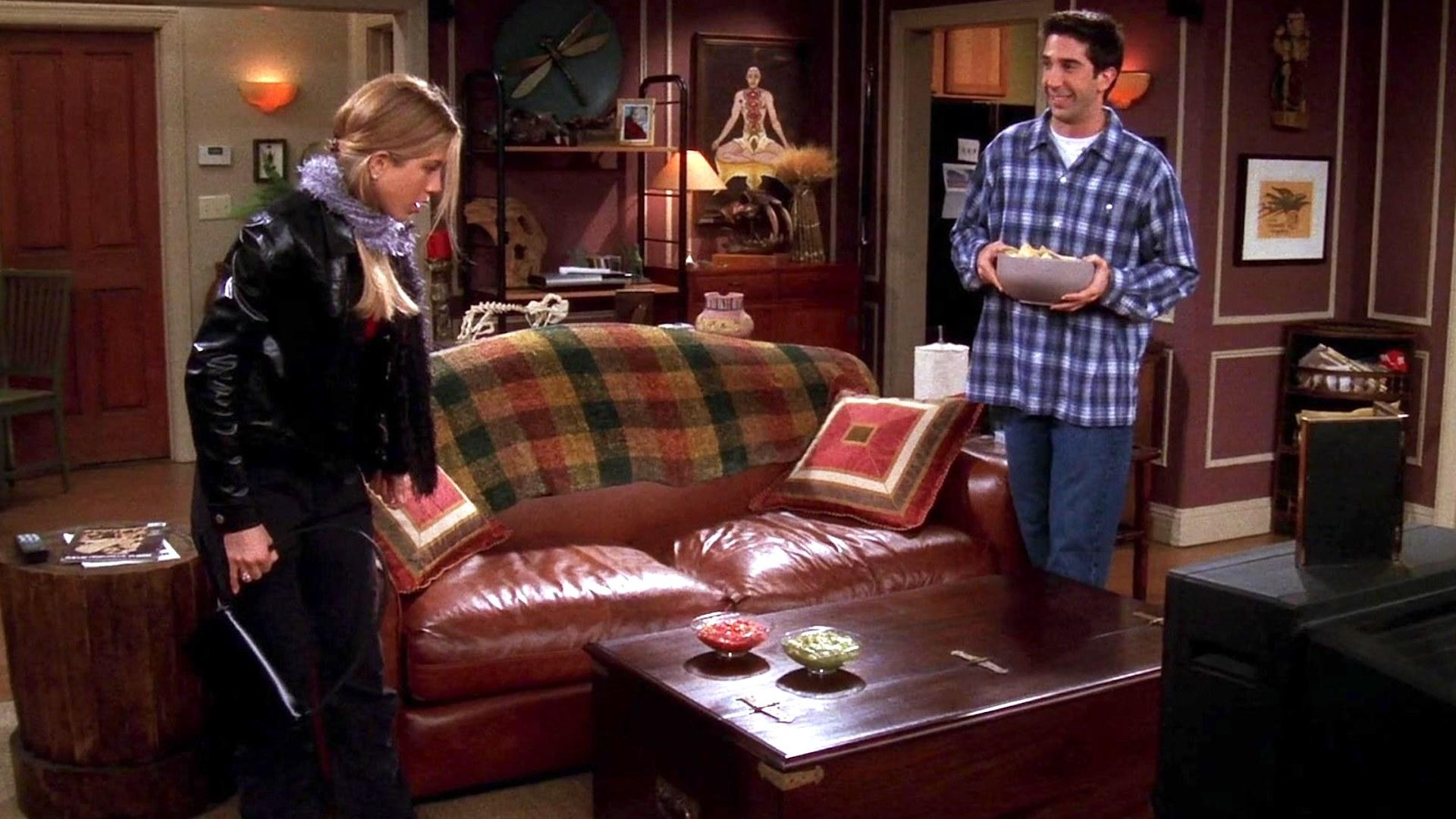 The One Where Pottery Barn Releases A Friends Inspired Home