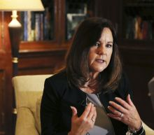 AP Interview: US VP's wife champions art therapy in Japan