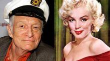 Hugh Hefner podría ser enterrado al lado de Marilyn Monroe