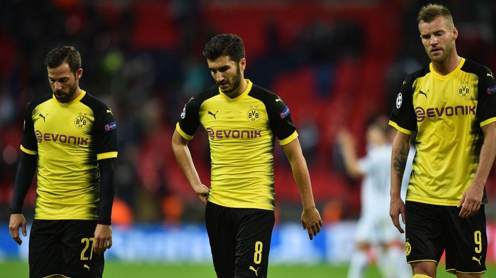 Tottenham gewinnt gegen Dortmund: Die Stimmen zum Spiel