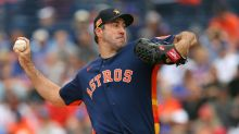 Astros ace to donate pay to COVID-19 relief effort