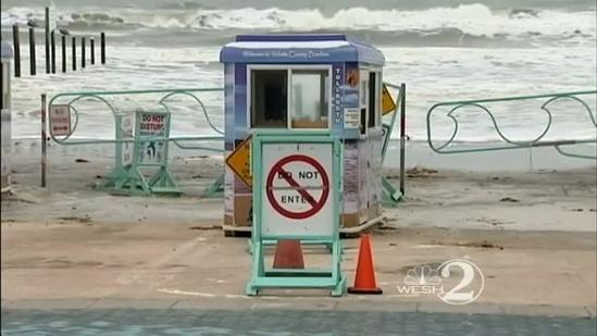 Erosion causing issues along coast
