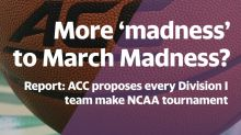 ACC proposes every Division I team make NCAA tournament