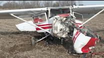 Student Pilot Takes First Flight Since Surviving A Plane Crash