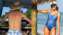 Denim-inspired swimwear has landed just in time for your summer getaway