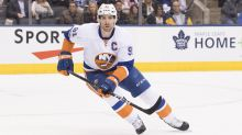 Maple Leafs sign star centre John Tavares to seven-year deal