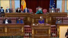 """Mertixell Batet corta a una diputada de Unidas Podemos: """"Quien ordena el debate soy yo"""""""