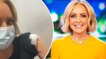 Carrie Bickmore turns off comments after 'attack by anti-vaxxers'