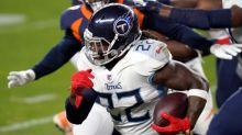 Titans' Henry, Saints' Kamara among best bets to score