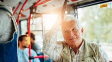 Stop offering your seat to elderly people on public transport, advise health experts