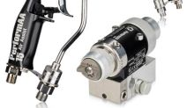 Graco Launches New Line of Air Assist and Airless Spray Guns