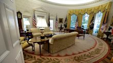 #2 of 10 Most Popular News Galleries of 2017: White House renovations are revealed