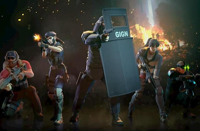 'Elite Squad' pulls together a Tom Clancy dream team on mobile