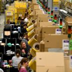 Amazon adds 10,000 UK jobs as Covid boosts e-commerce