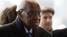 Former world track chief Diack back in Senegal after release