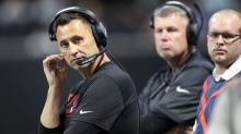 Falcons' Steve Sarkisian discusses alcoholism: 'It's an ugly disease I don't wish upon anybody'