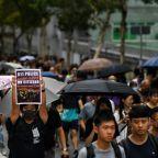Rival rallies as Hong Kong's divisions deepen