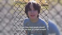 9-year-old's heartfelt video on life with autism