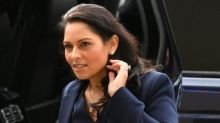 Priti Patel 'tried to have Home Office official sacked on Christmas Eve'