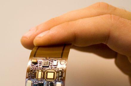 Wireless ECG patch developed