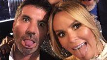 Simon Cowell admits he and Amanda Holden have had 'a bit too much' Botox
