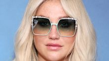 "Fans Crowned Kesha the ""Freckle Queen"" After Her Latest Selfie"