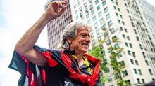 Abel Braga diz que Jesus não deveria ter deixado o Flamengo: 'Virou Deus'
